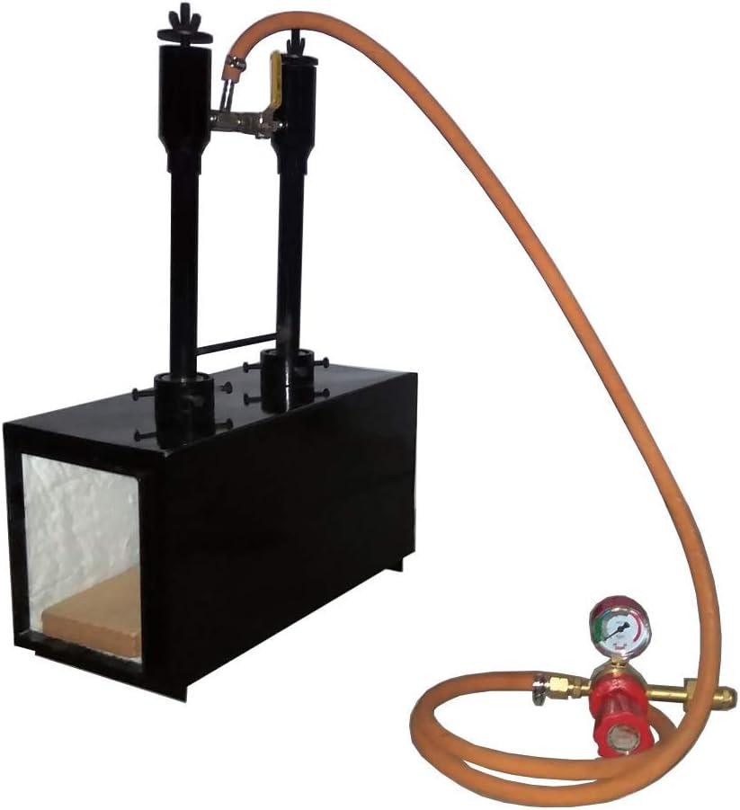 HYTECH Products Double Burner Blacksmithing Very popular! Forge Propane Alternative dealer