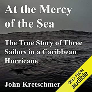 At the Mercy of the Sea audiobook cover art