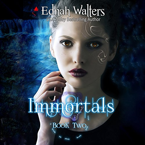 Immortals     Runes, Book Two              By:                                                                                                                                 Ednah Walters                               Narrated by:                                                                                                                                 Stephanie Terry                      Length: 14 hrs and 8 mins     427 ratings     Overall 4.6