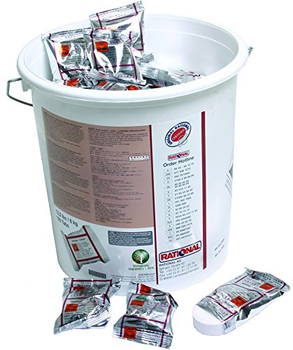 Rational 56.00.210 Tabletas de limpiador de detergentes, paquete de 100
