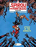 Spirou & Fantasio Vol. 18 - Attack of the Zordolts: 18: VOLUME 18