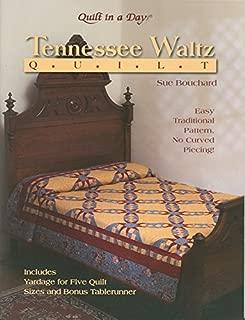 tennessee waltz quilt pattern