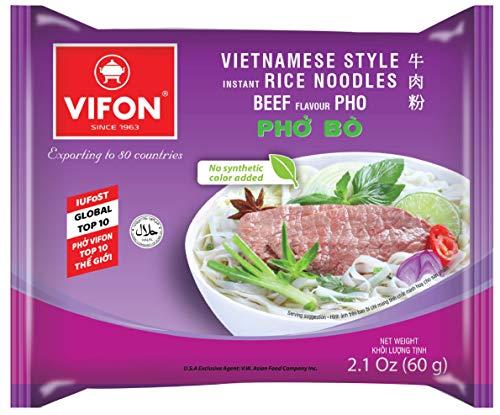 Vifon Instant Pho - Beef Flavor - Pho Bo (24 count)