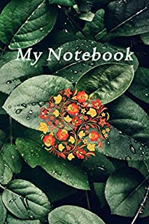 MY NOTEBOOK, JOURNAL,