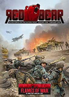 Flames Of War Allied Forces On The Eastern Front Book