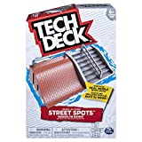 Tech Deck, Build-A-Park Street Spots, Brooklyn Banks, Ramps for Boards & Bike