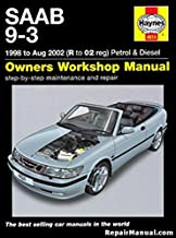 H4614 Saab 9-3 Gas Diesel 1998-2002 Haynes Car Repair Manual