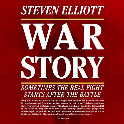 War Story audiobook cover art