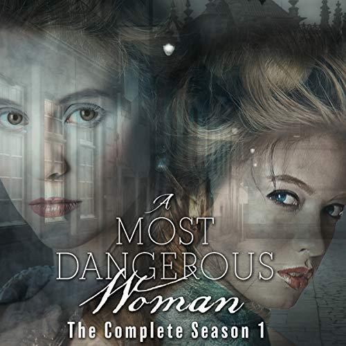 Diseño de la portada del título A Most Dangerous Woman: The Complete Season 1
