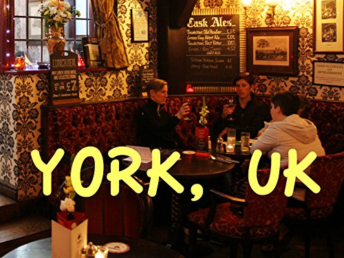 York, UK some great restaurants