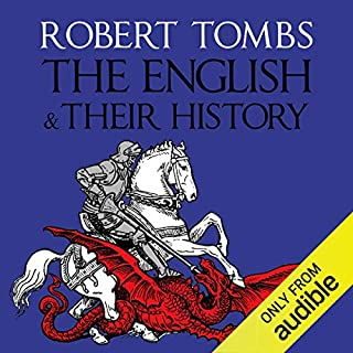 The English and Their History Titelbild