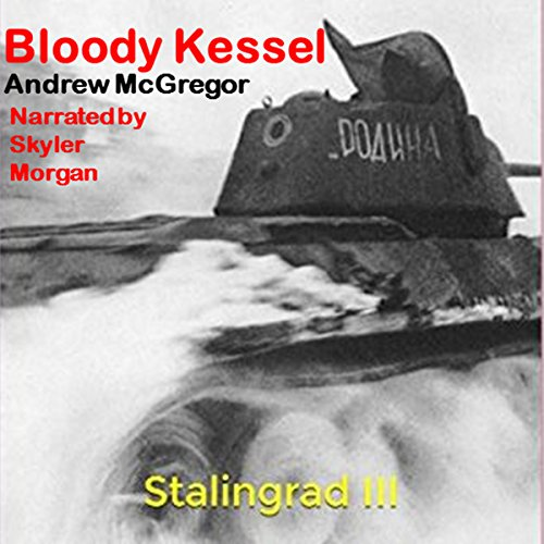 Bloody Kessel: Stalingrad III audiobook cover art