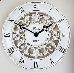 Landhaus Dekoration Uhr