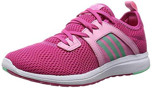 adidas Damen durama w Laufschuhe, Mehrfarbig (Pink/Grey-(EQTROS/BRIVER/SEBRRO), 38 2/3 EU
