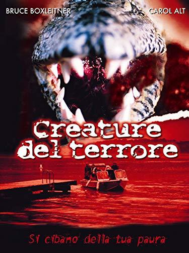 Creature del terrore