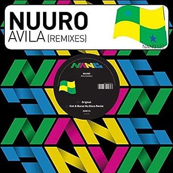 Avila (Remixes)