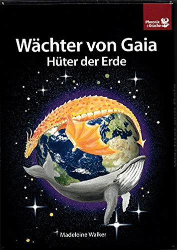 Wächter von Gaia - Hüter der Erde: Orakel-Kartenset - Mit Walen und Drachen