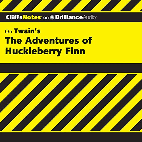 The Adventures of Huckleberry Finn  By  cover art