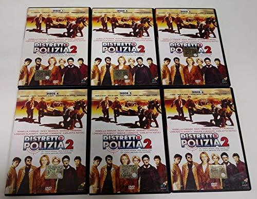 Distretto Di Polizia 2 (6 DVD) - Editoriale, serie completa