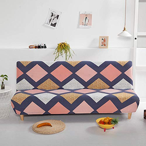 B/H elástico elástico extraíble Cubierta,Funda de sofá Todo Incluido, Funda de sofá Plegable elástica-E,Elastano elástico Funda de sofá
