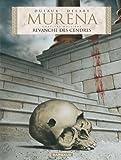 Murena, Tome 8 - Revanche des cendres - Couverture en édition limité