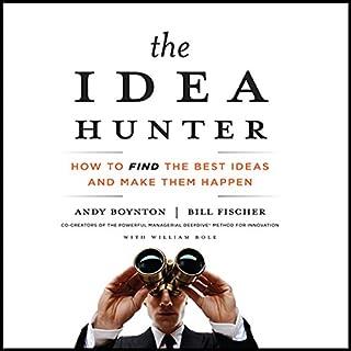 The Idea Hunter cover art