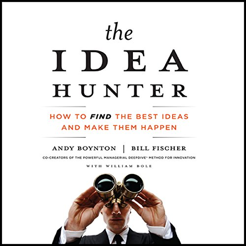 The Idea Hunter cover art