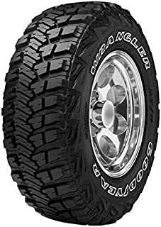 Goodyear Wrangler MTR with Kevlar Radial Tire - 285/75R18 129P