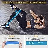 Zoom IMG-1 gritin elastici fitness set di