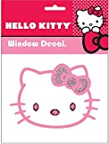 CHROMA 001122 Cling Bling 'Hello Kitty' Decal Pink, 4' x 5'