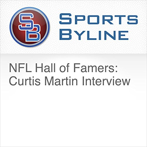 NFL Hall of Famers: Tim Brown Interview audiobook cover art