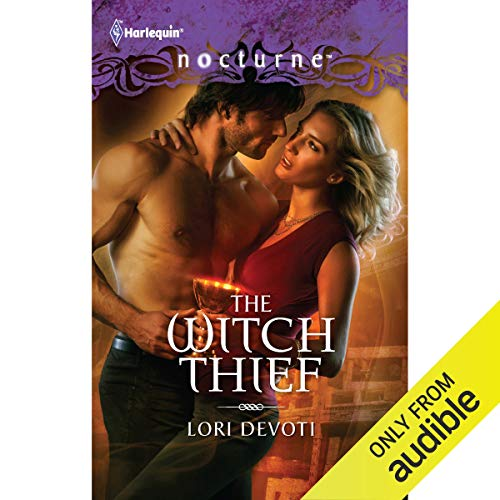 The Witch Thief audiobook cover art