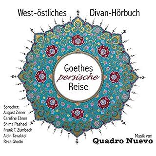 Goethes persische Reise Titelbild