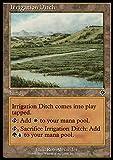 Magic The Gathering - Irrigation Ditch - Fosso di Irrigazione - Invasion