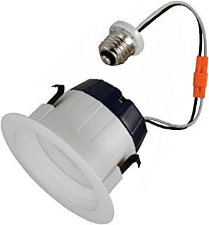 Sylvania 74288 - LEDRT4600940 LED Recessed Can Retrofit Kit with 4 Inch Recessed Housing