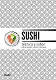 Sushi técnica y sabor