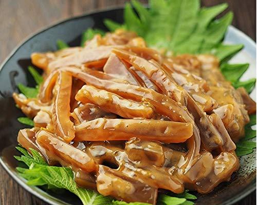 イカの王様 アオリイカの塩辛 青唐辛子入りピリ辛韓国風 100g 冷凍便