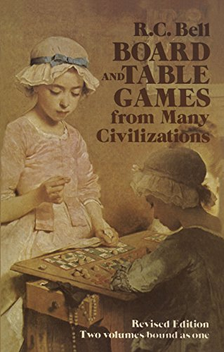 Board and Table Games from Many Civilizations (English Edition)