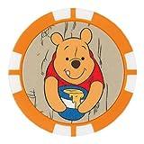 DUNLOP(ダンロップ) グリーンマーカー Disney ディズニー チップマーカー  GGF-07105 オレンジ