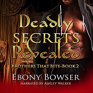 Deadly Secrets Revealed: Brothers that Bite cover art