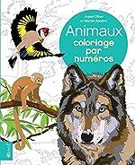 Animaux - Coloriage par Numeros de Martin Sanders