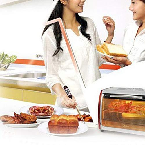 Greatangle-UK Cocina Termómetro Digital para Alimentos...