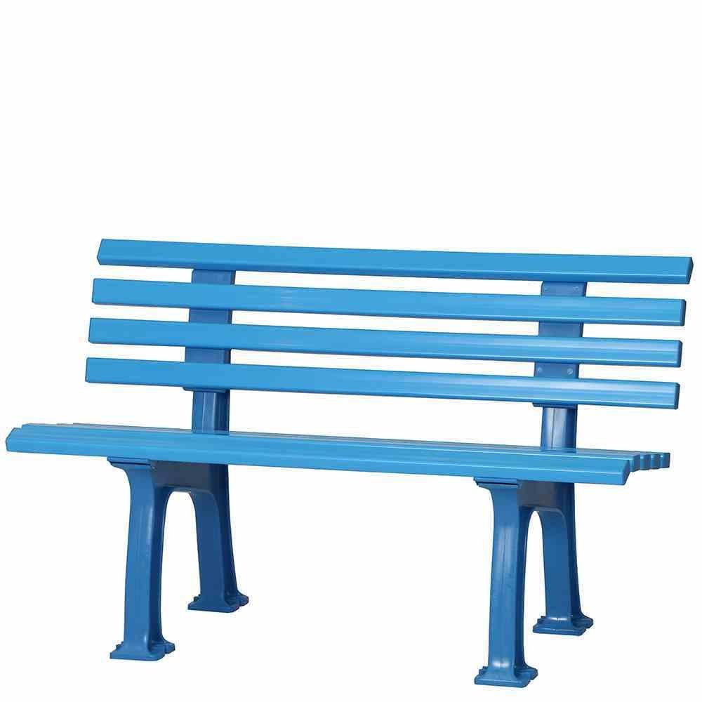 Fast Oasi Banco de jardín 2 asientos cm. 127 Art. 592 Color Verde ...