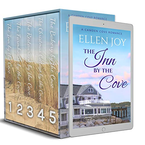 Camden Cove Box Set (Complete Series, Books 1-5): A Sweet, Small Town Romance Series (English Edition)