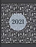 Agenda Appuntamenti 2021: Bellissima Agenda per Parrucchieri Uomo e Barbieri dove registrare i tuoi clienti. Pagine con data già compilata! Cover Hipster I