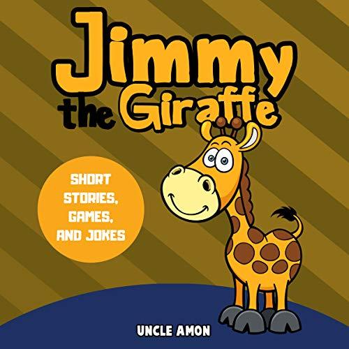 Jimmy the Giraffe audiobook cover art