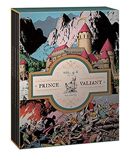 Prince Valiant Vols. 4-6: Gift Box Set: 0