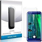 disGuard Protector de Pantalla [Crystal Clear] compatibile con Doogee BL5000 [2 Piezas] Cristal, Transparente, Invisible, Anti-Arañazos, Anti-Huella Dactilar - Película Protectora