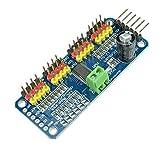 ARCELI 16 canali PWM/Servo Driver Interfaccia IIC-PCA9685 per arduino o Raspberry pi shield module servo shield