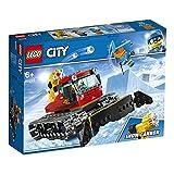 LEGO CityGreatVehicles GattodelleNevi, Giocattolo con Pala Spazzaneve, Set di Costruzioni per Bambini, 60222